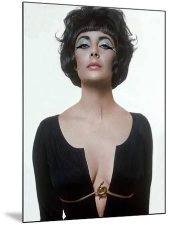 Vogue - January 1962-Bert Stern-Mounted Premium Photographic Print