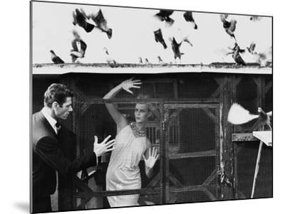 Vogue - July 1962-Bert Stern-Mounted Premium Photographic Print