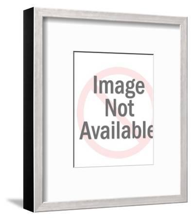 Closeup of a Robot-Pop Ink - CSA Images-Framed Art Print