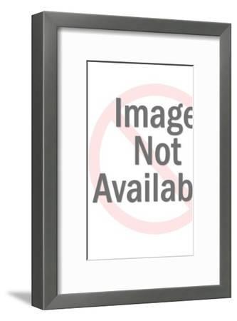 Smiling Man in Necktie-Pop Ink - CSA Images-Framed Art Print