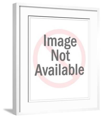 Happy Clown-Pop Ink - CSA Images-Framed Art Print