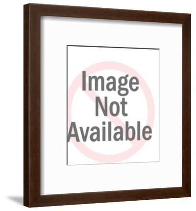 Christmas Stocking-Pop Ink - CSA Images-Framed Art Print