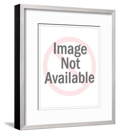Old-Timey Valentine-Pop Ink - CSA Images-Framed Art Print