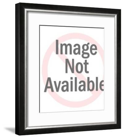 Teaching Scientist-Pop Ink - CSA Images-Framed Art Print