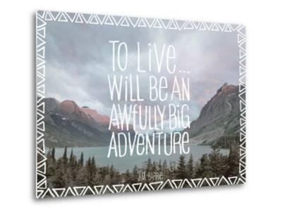 Big Adventure-Chuck Haney-Metal Print