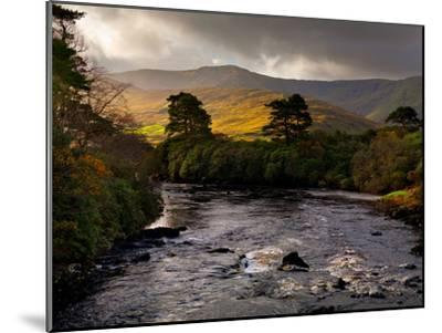 The Erriff River in County Mayo-Chris Hill-Mounted Photographic Print