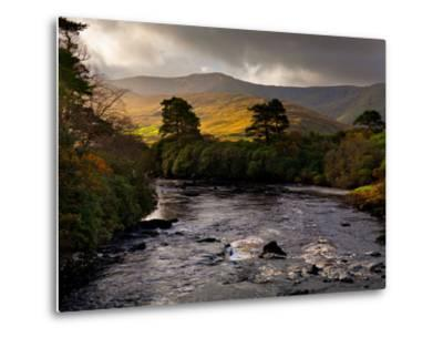The Erriff River in County Mayo-Chris Hill-Metal Print