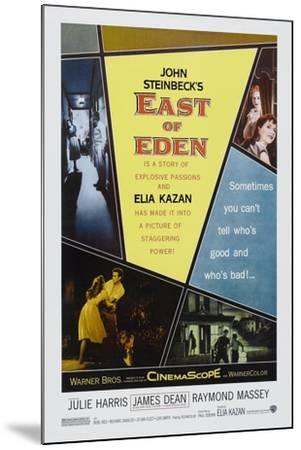 "John Steinbeck's East of Eden, 1955, ""East of Eden"" Directed by Elia Kazan--Mounted Giclee Print"