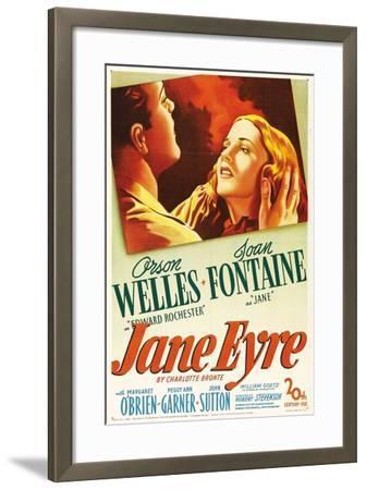 Jane Eyre, 1944, Directed by Robert Stevenson--Framed Giclee Print