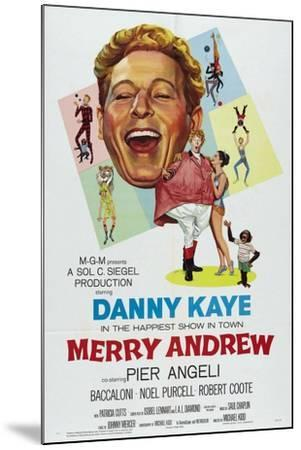 Merry Andrew, 1958, Directed by Michael Kidd--Mounted Giclee Print