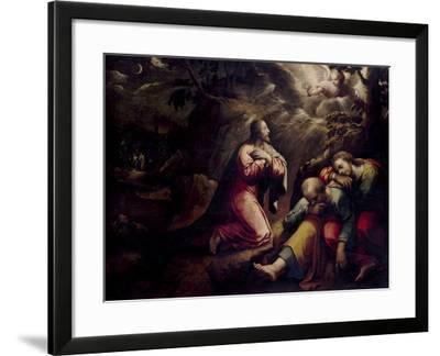 The Agony In the Garden, First Quarter 17th Century, Italian School-Giorgio Vasari-Framed Giclee Print