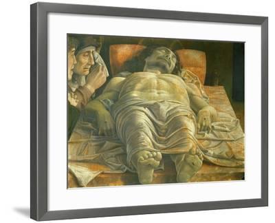 Lamentation of Christ, Ca. 1480-Andrea Mategna-Framed Giclee Print
