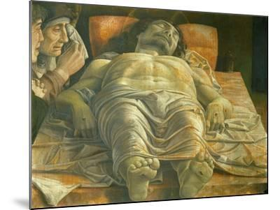 Lamentation of Christ, Ca. 1480-Andrea Mategna-Mounted Giclee Print
