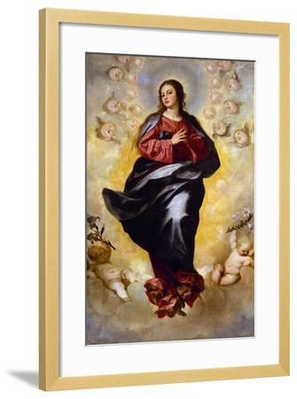 Immaculate Conception, 1648, Spanish School-Alonso Cano-Framed Giclee Print