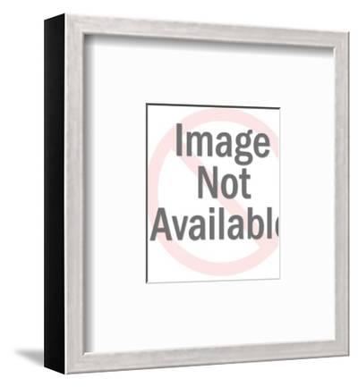 Collie-Pop Ink - CSA Images-Framed Art Print