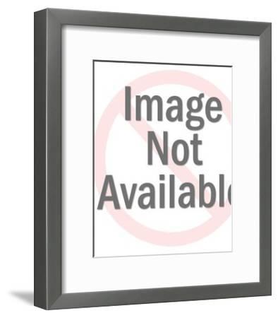 Empty Wastebasket-Pop Ink - CSA Images-Framed Art Print
