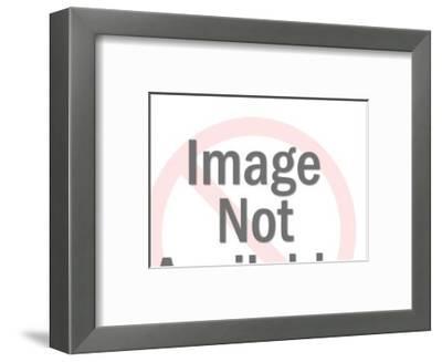 Wear CSA-Archive Ear-Valvs-Pop Ink - CSA Images-Framed Art Print