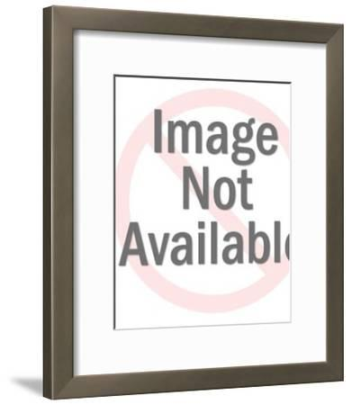Male Orchestra Conductor-Pop Ink - CSA Images-Framed Art Print