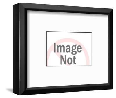 Toy Train-Pop Ink - CSA Images-Framed Art Print