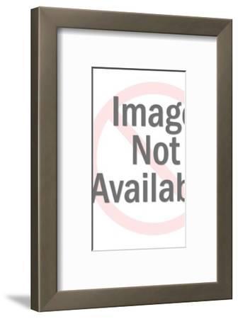Model Skyscraper-Pop Ink - CSA Images-Framed Art Print
