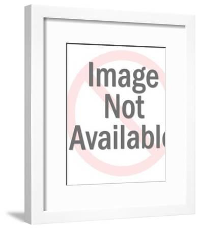 Coffee Maker-Pop Ink - CSA Images-Framed Art Print