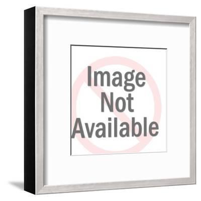 Two Men Shaking Hands-Pop Ink - CSA Images-Framed Art Print