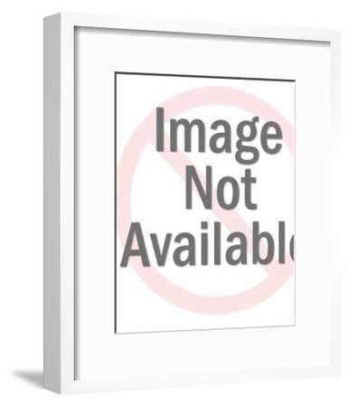 Heart on a Platter-Pop Ink - CSA Images-Framed Art Print