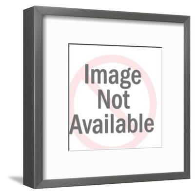 Ship-Pop Ink - CSA Images-Framed Art Print