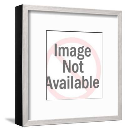 Picture of Couple-Pop Ink - CSA Images-Framed Art Print