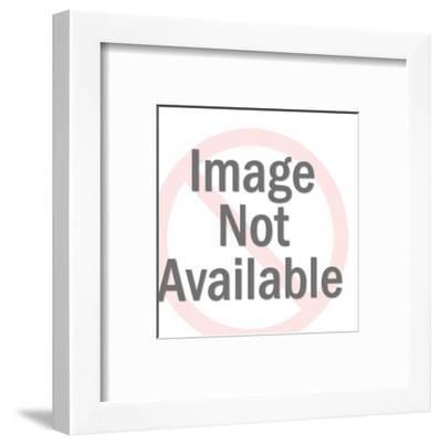 Tall Ship-Pop Ink - CSA Images-Framed Art Print