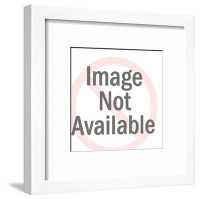 Archer-Pop Ink - CSA Images-Framed Art Print