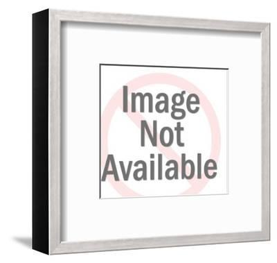 Man and Woman Hugging-Pop Ink - CSA Images-Framed Art Print