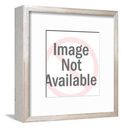 Man Embracing Woman-Pop Ink - CSA Images-Framed Art Print