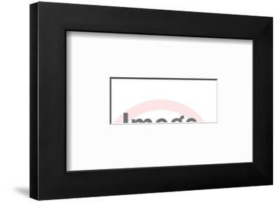 Hearts-Pop Ink - CSA Images-Framed Art Print