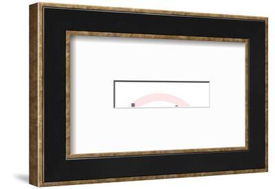 World Famous-Pop Ink - CSA Images-Framed Art Print