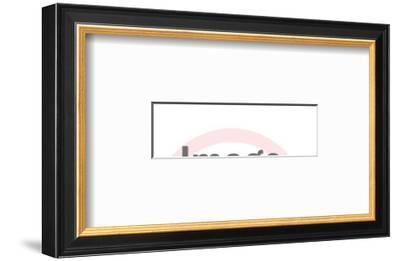 Lutheran-Pop Ink - CSA Images-Framed Art Print