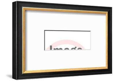 visual-Pop Ink - CSA Images-Framed Art Print