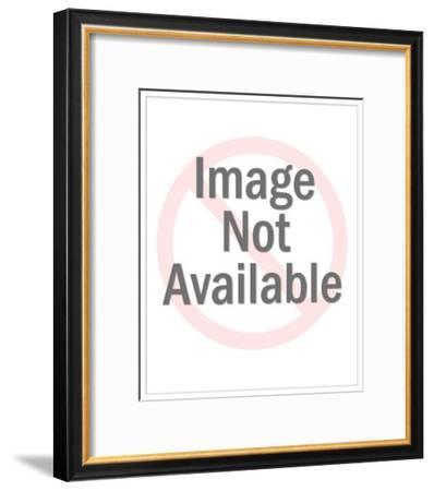 Merry Christmas-Pop Ink - CSA Images-Framed Art Print