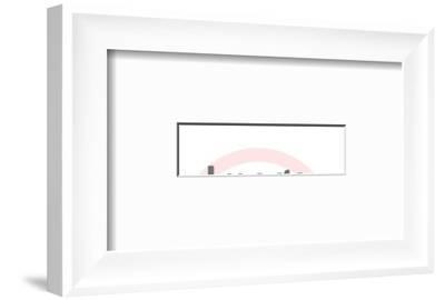 Nurse-Pop Ink - CSA Images-Framed Art Print
