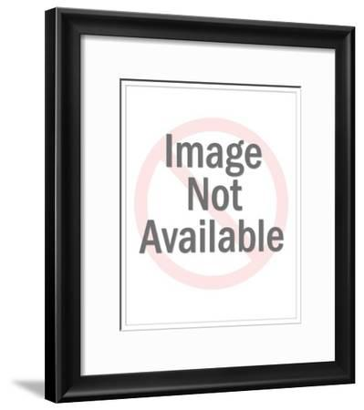 Decision-Pop Ink - CSA Images-Framed Art Print