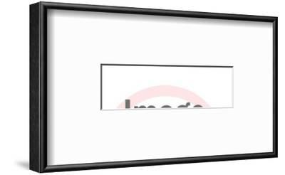 Cough-Pop Ink - CSA Images-Framed Art Print