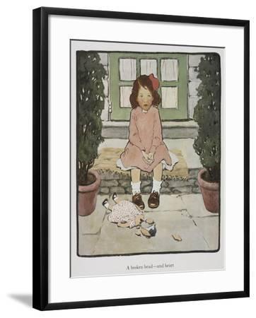 Everyday Fairy Book-Jessie Willcox-Smith-Framed Giclee Print
