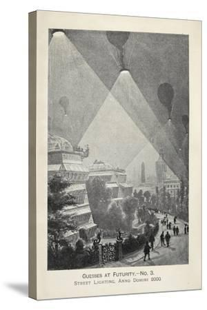 The Pall Mall Magazine--Stretched Canvas Print