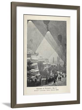 The Pall Mall Magazine--Framed Giclee Print