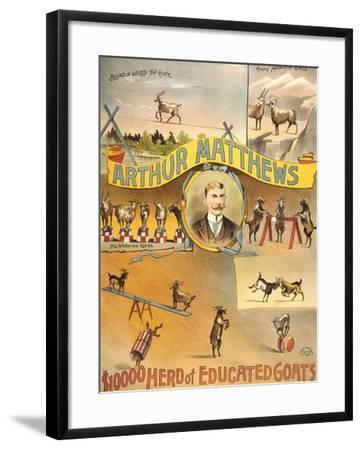 Canterbury Music Hall-Henry Evanion-Framed Giclee Print