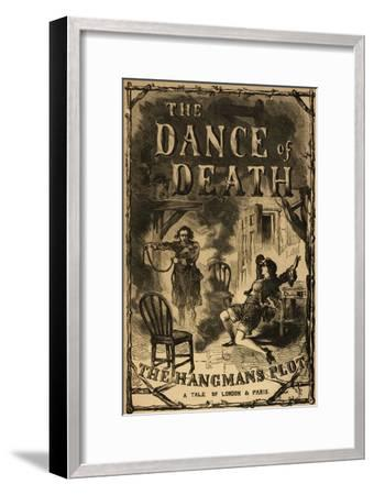 The Dance Of Death-Brownlow Tuevoleur-Framed Giclee Print