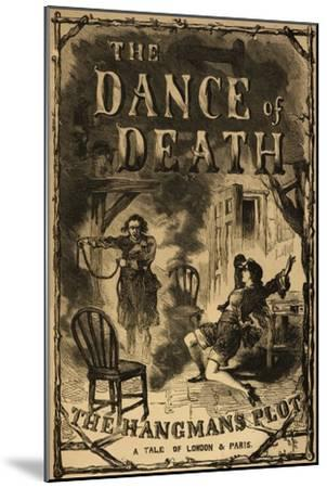 The Dance Of Death-Brownlow Tuevoleur-Mounted Giclee Print