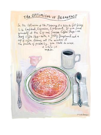 The New Yorker - July 22, 2013-Maira Kalman-Premium Giclee Print