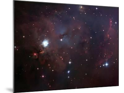 NGC 1999 Is a Dust Filled Bright Nebula-Stocktrek Images-Mounted Photographic Print