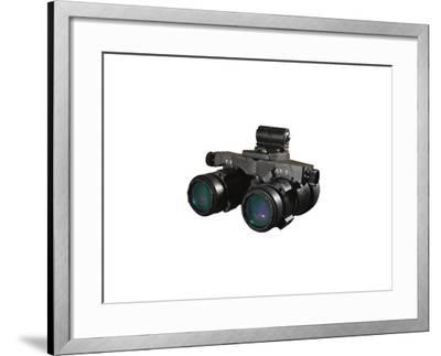 AN/AVS-6 Night Vision Goggles Used by the Military-Stocktrek Images-Framed Photographic Print